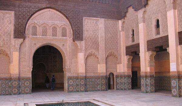 Mezquita Ben Youssef