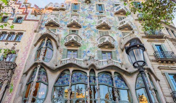 casa batllo paseo gracia barcelona