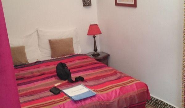habitacion pareja riad essaouira-marrakech