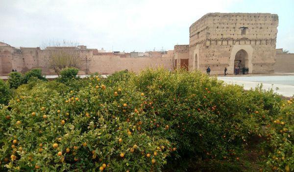 palais badii marrakech