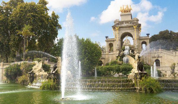 parque de la ciudadela barcelona