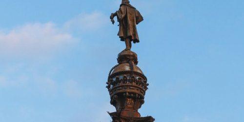 plaza colon en barcelona