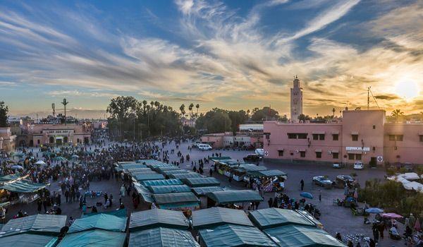 plaza djemaa el fna