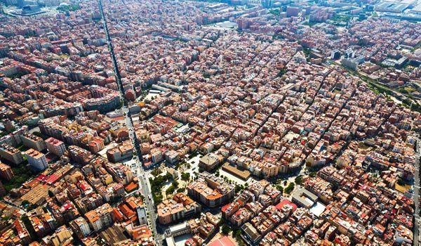vistas 360 hotel barcelo raval barcelona
