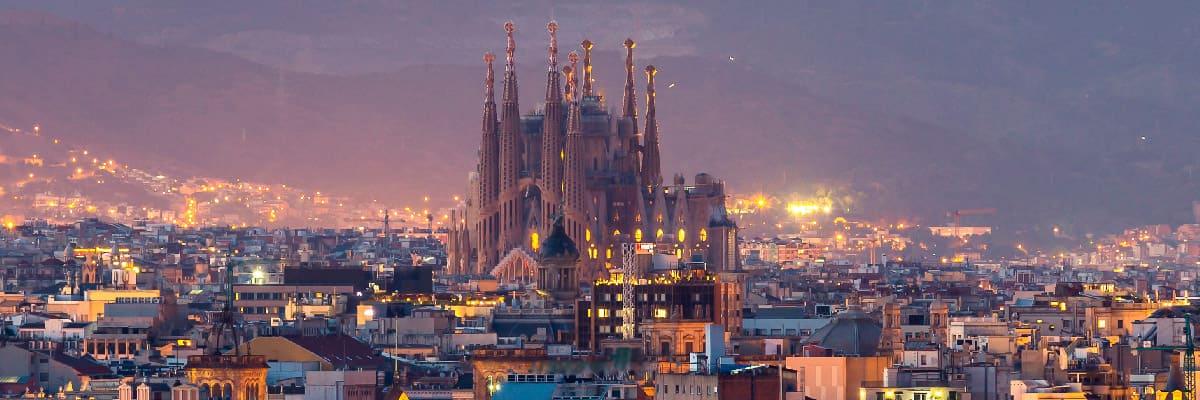Visitar Barcelona en 2 y 3 días