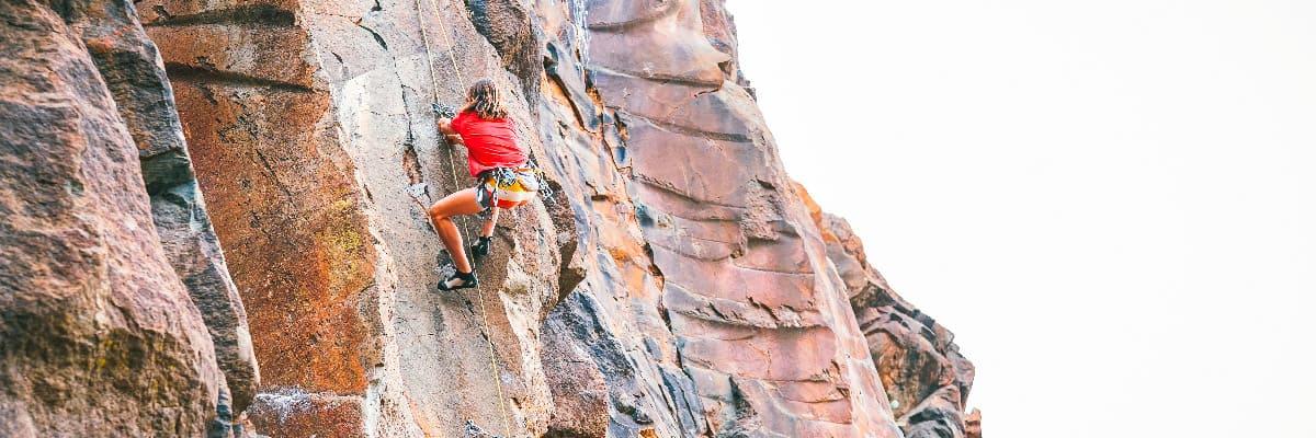 como empezar a hacer escalada
