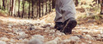 mejor calzado para hacer senderismo