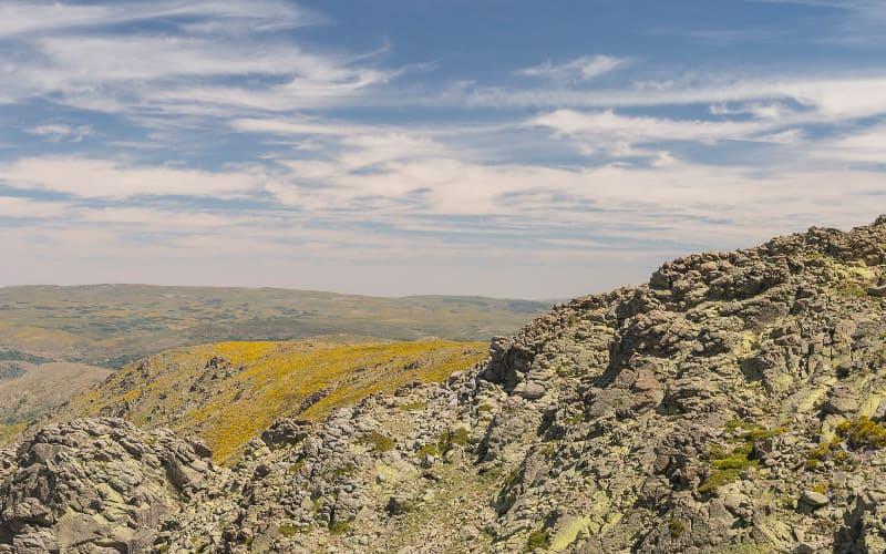 montañas de avila arenas de san pedro