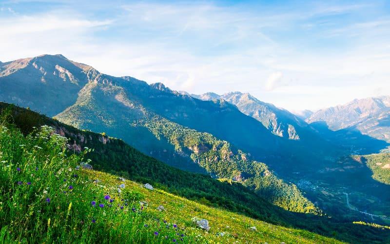 montañas picos europa