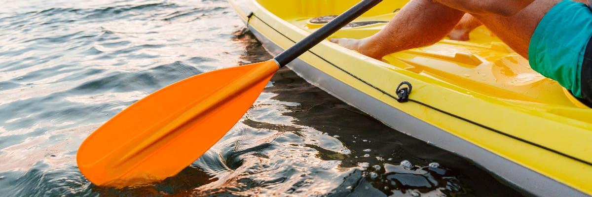 Kayak en España: ríos navegables para hacer kayak en grupo